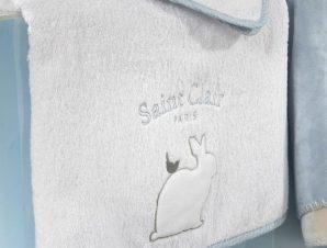 Βρεφικές Πετσέτες (Σετ 2τμχ) Saint Clair Lapin Blue