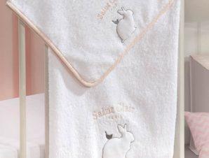 Βρεφικές Πετσέτες (Σετ 2τμχ) Saint Clair Lapin Pink