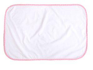Βρεφικό Σελτεδάκι (60×90) Viopros Αδιάβροχο Ροζ