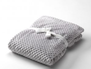 Κουβέρτα Βελουτέ Αγκαλιάς 2 Όψεων Morven Cocole G85