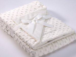 Κουβέρτα Βελουτέ Αγκαλιάς 2 Όψεων Morven Copitos C80