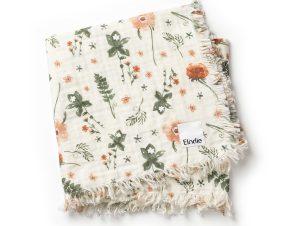 Κουβέρτα Μουσελίνα Αγκαλιάς Elodie Soft Meadow Blossom BR75502