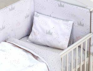 Κουβερλί Κούνιας Nima Baby Majesty