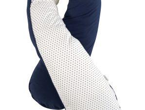 Μαξιλάρι Εγκυμοσύνης Candide Confort Etoiles Blue Marine 70063