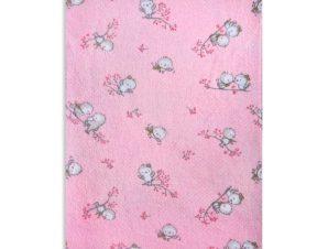 Πάνα Φανελένια Dimcol Birds 15 Pink