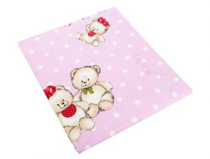 Πάνα Χασέ Dimcol Two Lovely Bears 65 Lilac