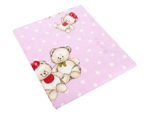Πάνα Χασέ Dimcol Two Lovely Bears 65 Lilac