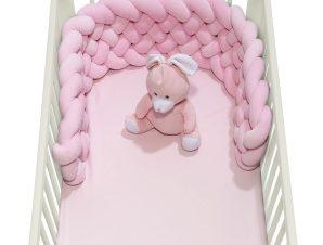 Πάντα Κούνιας – Πλεξούδα Das Home Relax 6584 Pink
