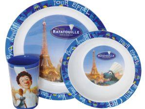 Παιδικό Σετ Φαγητού 3τμχ Ango Ratatouille