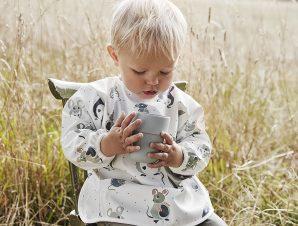 Σαλιάρα Με Μανίκια Elodie Forest Mouse BR75497