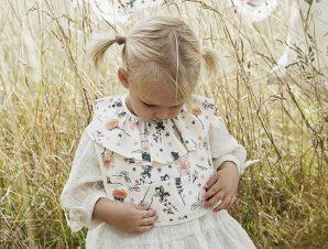 Σαλιάρα Elodie Meadow Blossom BR75492