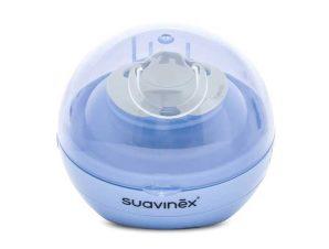 Φορητός Αποστειρωτής Για Πιπίλες Suavinex Blue
