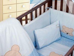 Σετ Κρεβατιού 3τμχ Μπεμπέ Sleeping Bear Cub 13 Dimcol – No Color – 1212410001701328/6/226/95