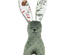 Small Bunny Forest Khaki