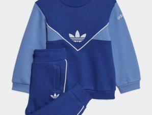 adidas Originals Allover Print Camo Βρεφικό Σετ (9000068784_49817)