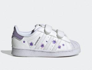 adidas Originals Superstar Cf Βρεφικό Παπούτσι (9000060092_7714)