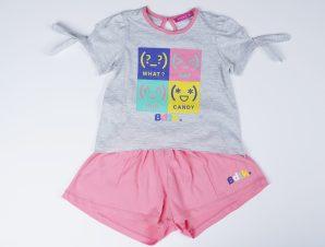 Bodytalk Kids Tshirt & Short (9000049177_2069)