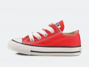 Converse Chuck Taylor All Star Βρεφικά Παπούτσια (1080040698_010)