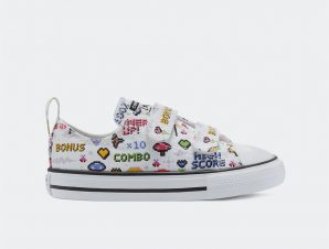 Converse Chuck Taylor All Star Gamer Βρεφικά Παπούτσια (9000071224_51055)