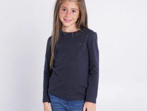 Tommy Jeans Βρεφική Μπλούζα Με Μακρύ Μανίκι (9000088615_1622)