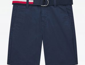 Tommy Jeans Essential Belted Chino Βρεφικό Σορτς (9000074854_45076)