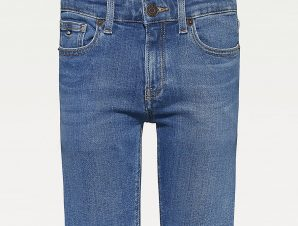 Tommy Jeans Spencer Βρεφικά Τζιν Σορτς (9000074856_51850)