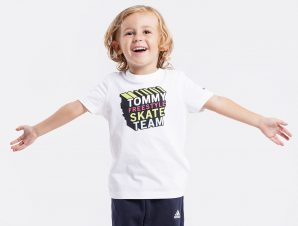 Tommy Jeans Βρεφικό T-shirt (9000074721_45076)